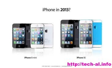 Duket se iPhone 5S do te jete me kamera 13 MPixels