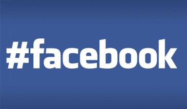 Facebook infektohet nga hashtag i Twitter-it