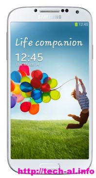 Modeli i ri celular smartphone Samsung Galaxy S4