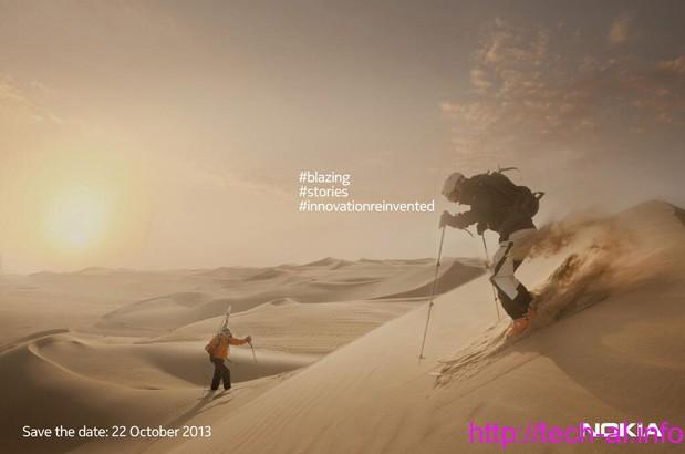 Nokia October 22