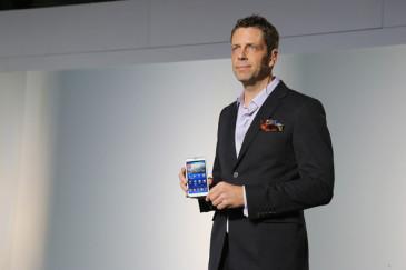Kevin Packingham nxirret jashte kompanise Samsung