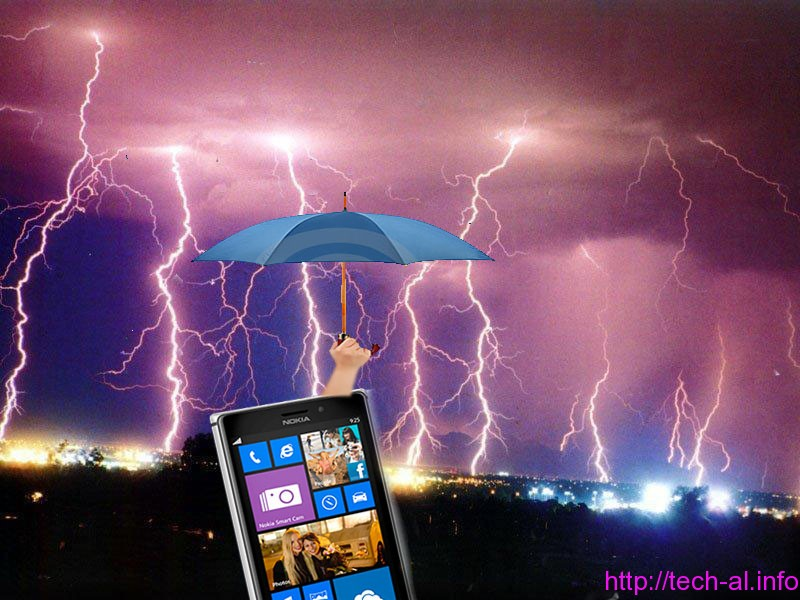 Nokia Lumia - Harnessing the power of lightning