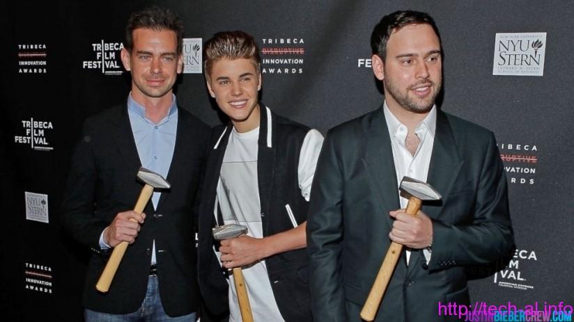tech-al.info - Justin Bieber 1.1 milion dollare per rrjet social