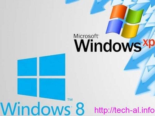 Nga Windows XP ne Windows 8 nje nga kombinimet me te keqija te Microsoft