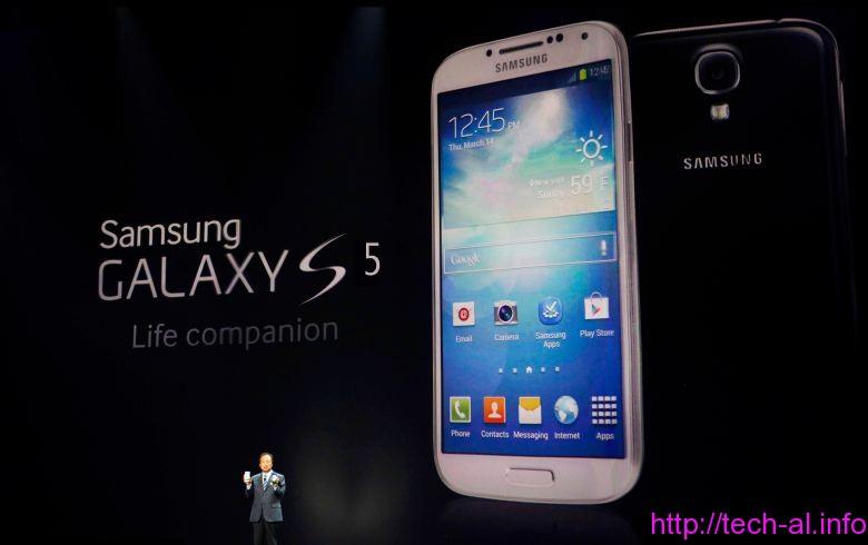 Modeli i ri Samsung Galaxy S5 arrin nje numer rekord shitjesh