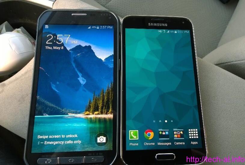 Samsung Galaxy S5 Active karakteristikat dhe cmimi
