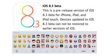 Apple po pergatitet per lancimin e iOS 8.3 dhe ne vere vjen iOS 9