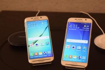 Samsung Galaxy S6 dhe Samsung Galaxy S6 Edge (foto) (1)