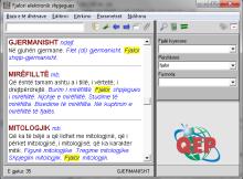 fjalori shqip shqip shkarko falas free download fjalore