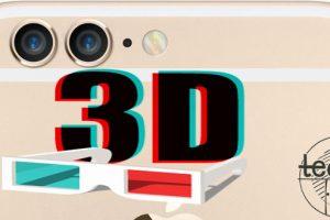 Modeli i ri iPhone 7 me kamera 3D?
